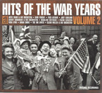 Various Artists - Hits Of The War Years Volume 2 4CD Box Set