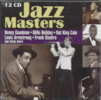 Various Artists - Jazz Masters 12CD Box Set