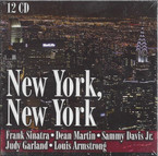 Various Artists - New York New York 12CD Box Set