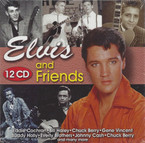Various Artists - Elvis & Friends 12CD Box Set