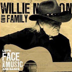 Willie Nelson - Let's Face The Music And Dance CD