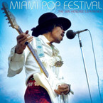 Jimi Hendrix - The Jimi Hendrix Experience Miami Pop Festival CD