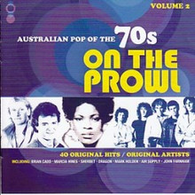 Various Artists - On The Prowl: Australian Pop Of The 70s Vol.2 2CD
