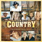 Various Artists - Random Acts Of Country 2CD