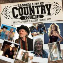 Various Artists - Random Acts Of Country Vol.2 2CD