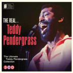 Teddy Pendergrass - The Real 3CD