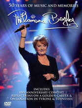 Philomena Begley - 50 Years Of Music & Memories DVD