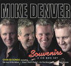 Mike Denver - Souvenirs 3CD Box Set