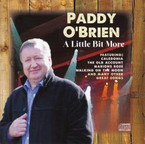 Paddy O'Brien - A Little Bit More CD