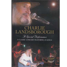 Charlie Landsborough - A Special Performance DVD