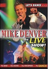 Mike Denver - Let's Dance...The Live Show DVD