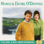 Margo & Daniel O'Donnell - The Girl & Boy From Donegal 2CD