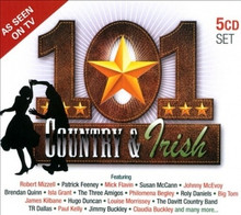 Various Artists - 101 Country & Irish 5CD