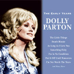 Dolly Parton - The Early Years CD