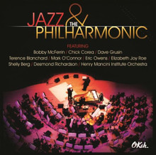 Various Artists - Jazz & The Philharmonic CD/DVD