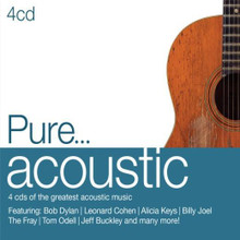 Various Artists - Pure Acoustic 4CD