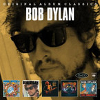 Bob Dylan - Original Album Classics 5CD