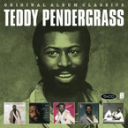 Teddy Pendergrass - Original Album Classics 5CD