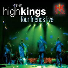 The High Kings - Four Friends Live CD/DVD