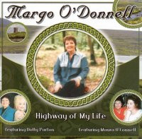 Margo O'Donnell - Highway Of My Life CD