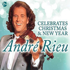 Andre Rieu - Celebrates Christmas & New Year 2CD