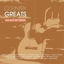 Various Artists - Country Greats: The Box Set Series 4CD