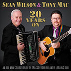 Sean Wilson & Tony Mac - 20 Years On CD
