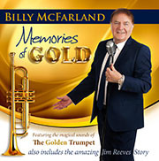 Billy McFarland - Memories Of Gold CD