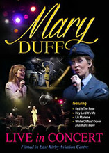 Mary Duff - Live In Concert DVD/CD