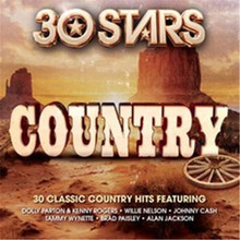 Various Artists - 30 Stars: Country 2CD