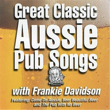 Frankie Davidson - Great Classic Aussie Pub Songs CD