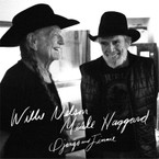 Willie Nelson & Merle Haggard - Django And Jimmie CD
