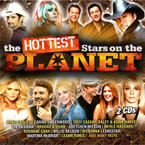 Various Artists - The Hottest Stars On The Planet 2CD