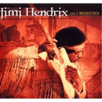 Jimi Hendrix - Live At Woodstock CD