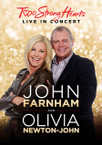 John Farnham and Olivia Newtown John  - Two Strong Hearts Live DVD