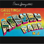 Bruce Springsteen - Greetings From Asbury Park (2015 Remaster) CD