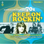 Various Artists - Australian Pop Of The 70's - Keep On Rockin'  2CD