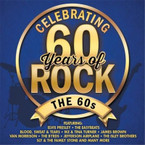 Various Artists - Celebrating 60 Years Of Rock: The 60s CD