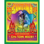 Santana - Corazon, Live From Mexico: Live It To Believe It DVD