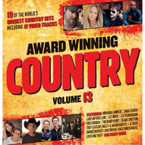 Various Artists - Award Winning Country Volume 13 CD/DVD