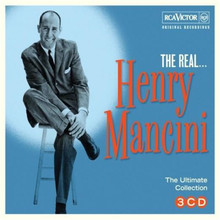 Henry Manchini - The Real 3CD