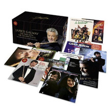 James Galway - The Complete RCA Album Collection 71CD/2DVD Box Set
