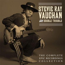 Stevie Ray  Vaughan And Double Trouble - The Complete Epic Recordings Collection 12CD Box Set
