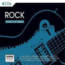 Various Artists - Rock The Box Set Series 4CD