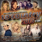 Various Artists - So Country 2015 2CD