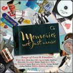 Various Artists - Memories, Not Just Music: Songs Of Love & Emotion 2CD