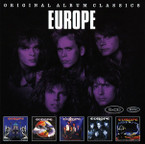 Europe - Original Album Classics 5CD