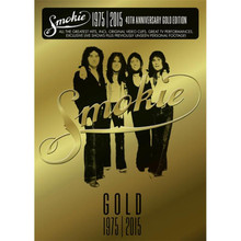 Smokie - Gold: Greatest Hits 1975-2015 (40th Anniversary Edition) 3DVD