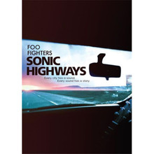 Foo Fighters - Sonic Highways 4DVD