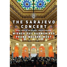 Vienna Philharmonic/Franz Welser Most - The Sarajevo Concert DVD
